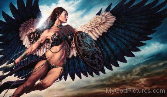 Goddess Athena Image
