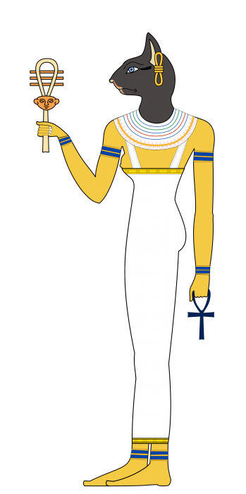 Goddess Bastet-nb409