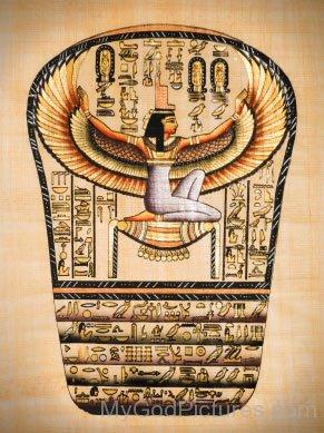Goddess Isis Image-jk804