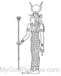 Hathor Sketch-jk222