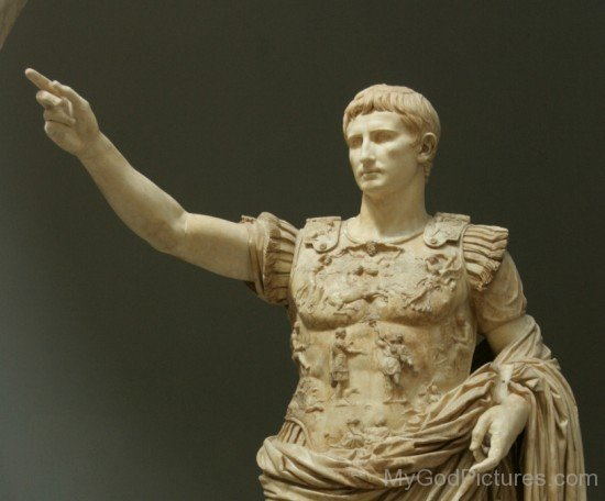 Image Of God Augustus