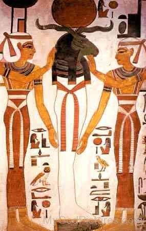 Image Of God Khnum-fg806