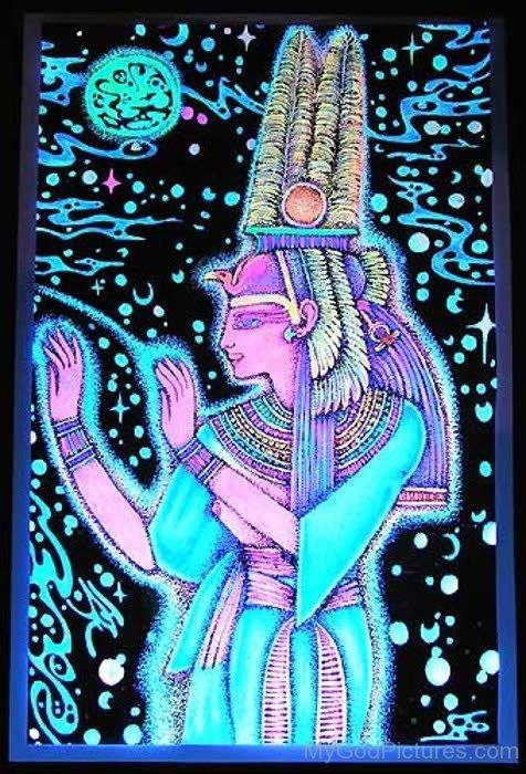 Image Of Goddess Amunet-asd810