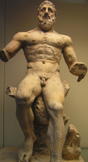 Image of Hercules - British Museum