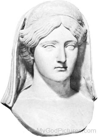 Livia Statue