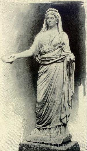 Livia, The Mother Of Tiberius