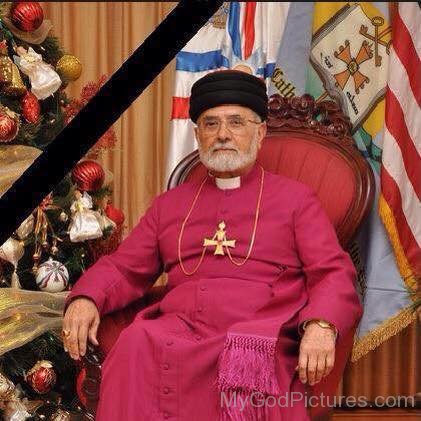 Mar Dinkha IV Picture