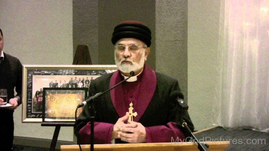 Mar Dinkha IV The Holy Father