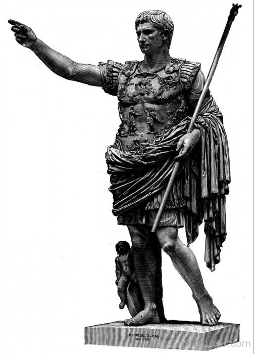 Photo Of God Augustus