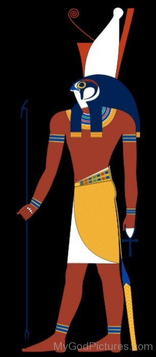 Picture Of God Horus-cb521
