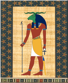 Picture Of God Khnum