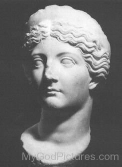 Picture Of Goddess Livia