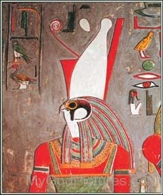 Picture Of Horus-cb522