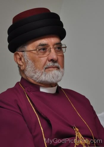 Picture Of Mar Dinkha IV