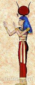 Portrait Of Hathor-jk229