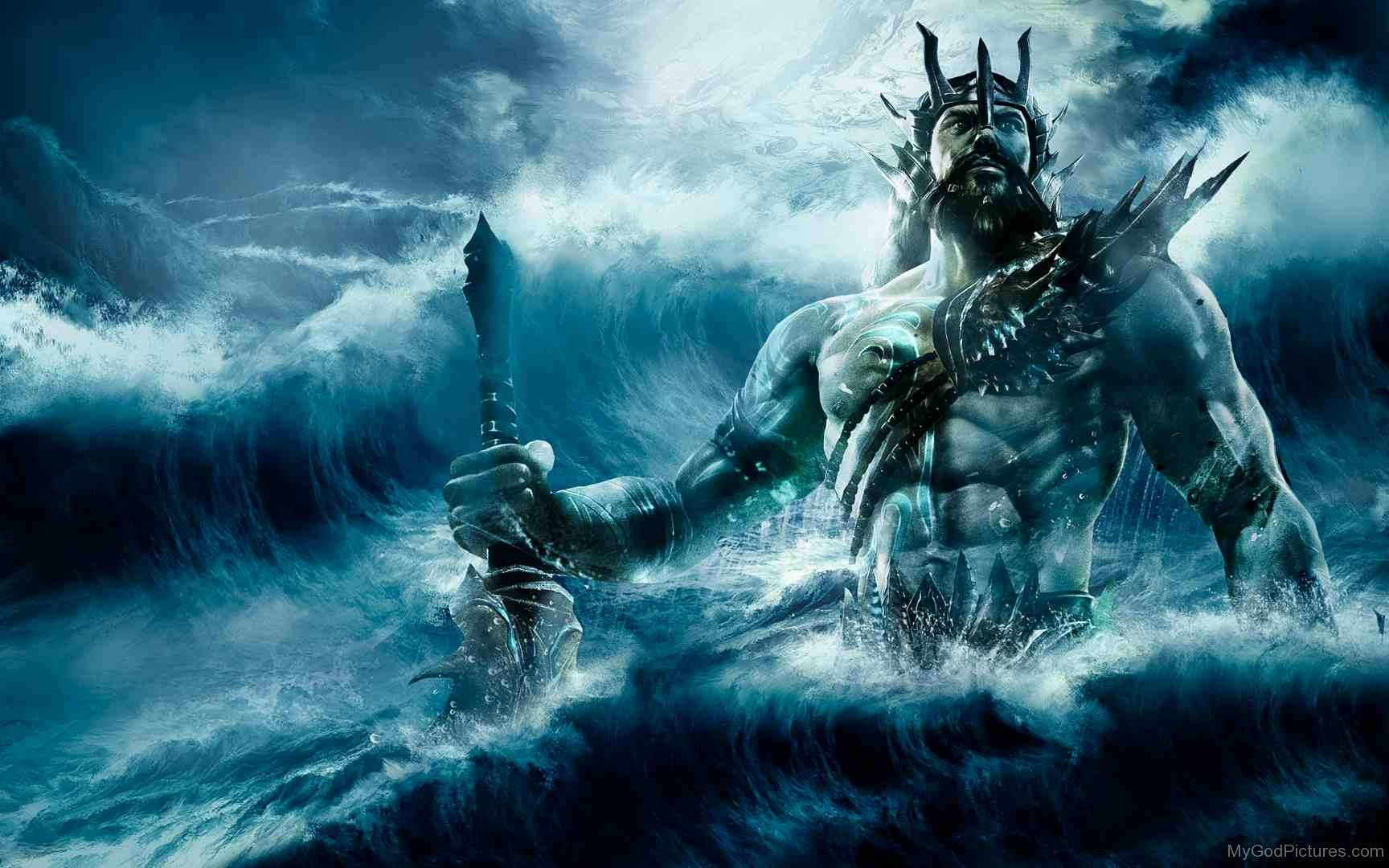 poseidon the god of - photo #7