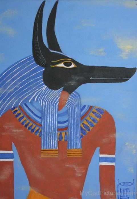 Protector Of The Dead Anubis-lam727