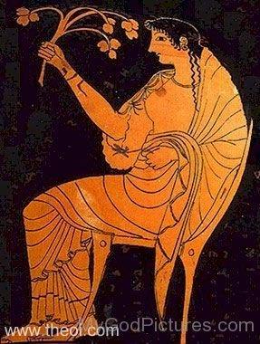 Roman Goddess Vesta