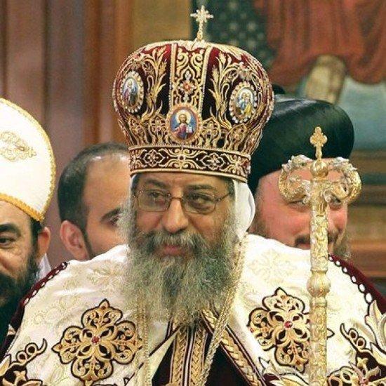 Saint Pope Tawadros II