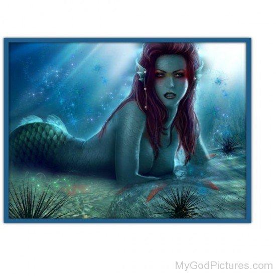Salacia - Goddess Of The Sea