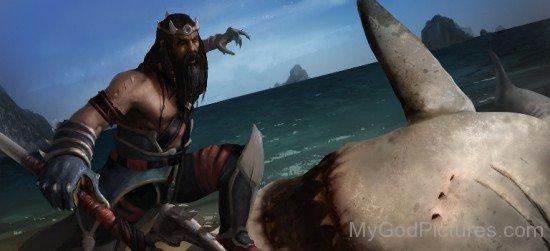Shark Hunter Poseidon