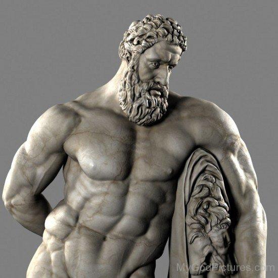 Son Of Zeus Hercules