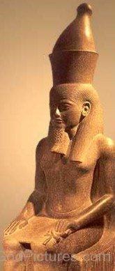 Statue Of Atum-kj518