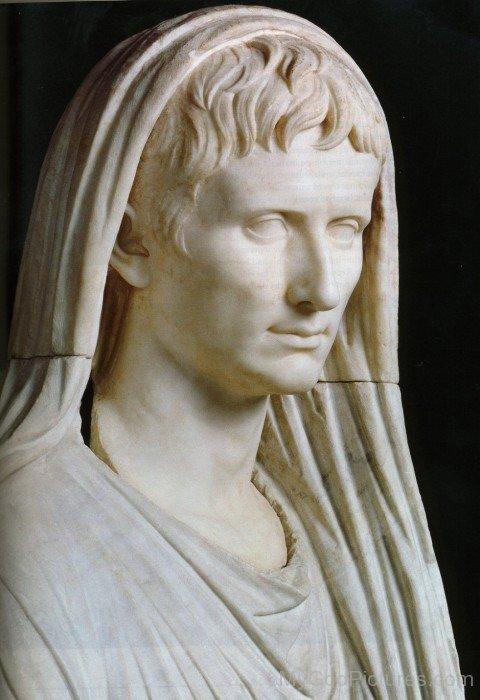 Statue Of Augustus God