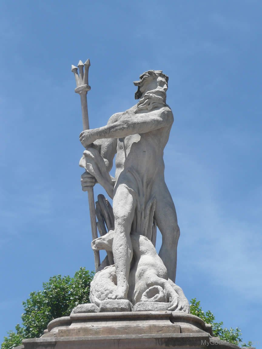 Lord poseidon god pictures - Poseidon statue greece ...