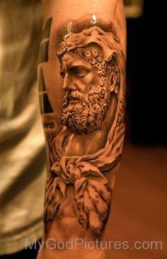 Tattoo Of Hercules
