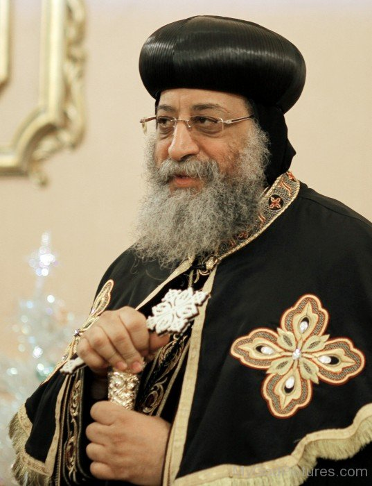 Tawadros II Coptic Orthodox Pope of Alexandria