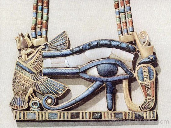 The Eye Of God Horus-cb525