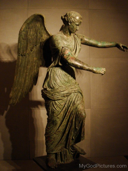 Victoria Goddess Image