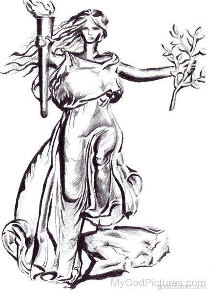 Victoria Sketch Image