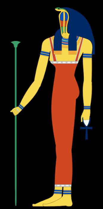 Goddess Meretseger-ty601