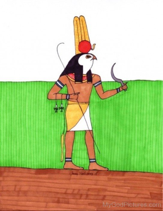 Image Of Montu-re301
