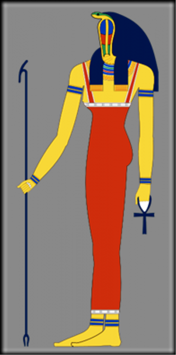 Meretseger Goddess Picture-ty603