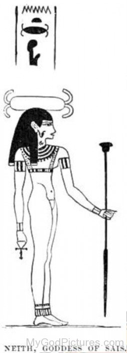 Neith,Goddess Of Sais-ce313