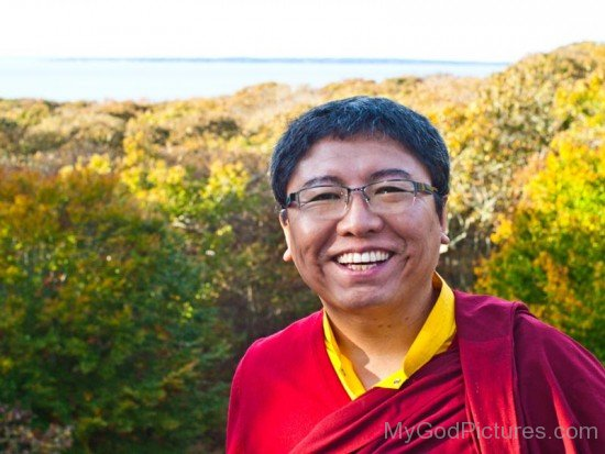 Picture Of Tsoknyi Rinpoche