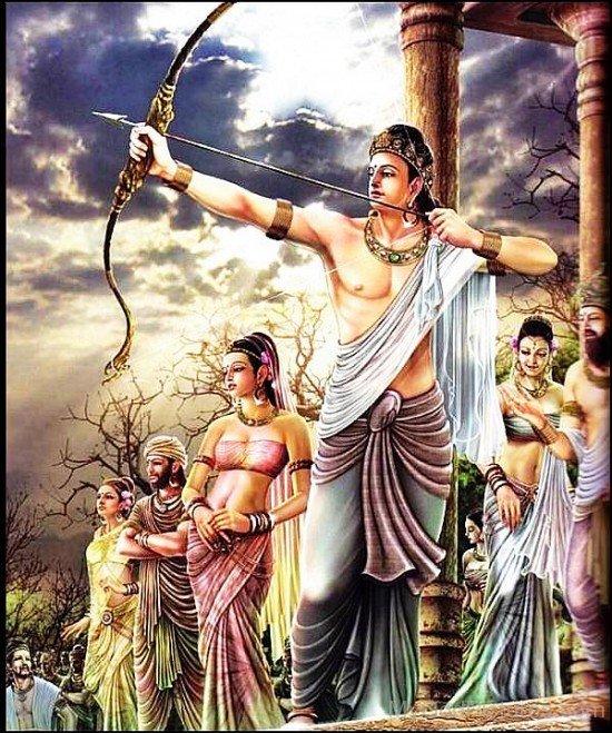 Yasodhara And Gautama Buddha