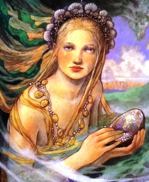 Goddess Aphrodite - God Pictures