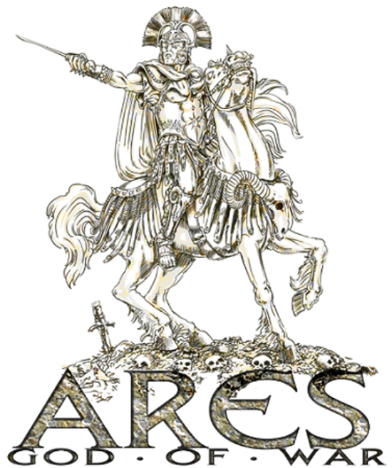 Ares God Of War-hj602