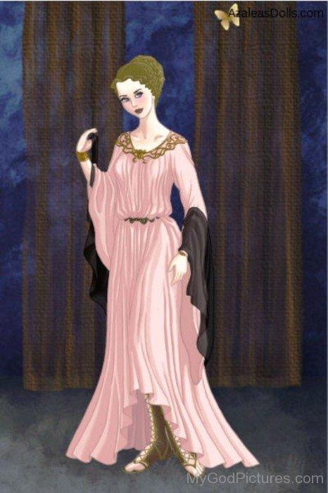 Asteria Goddess Picture-rv303