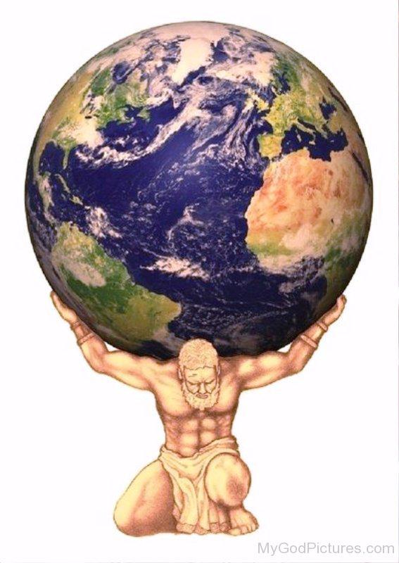 God Atlas - God Pictures
