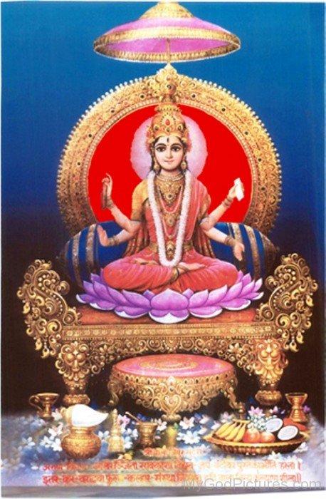Balambika Goddess Image-yu91