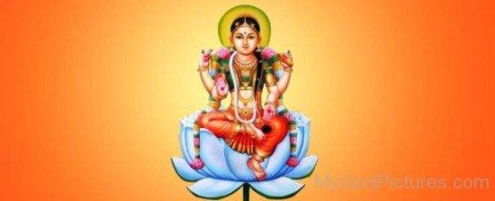 Balambika Goddess Picture-yu92