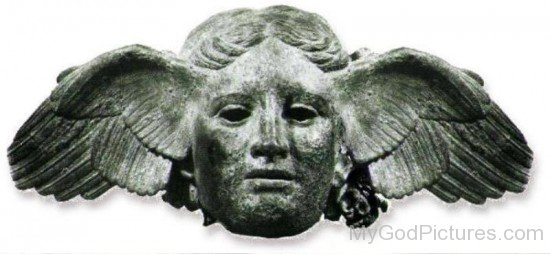 Face Statue Of Hypnos-vf403