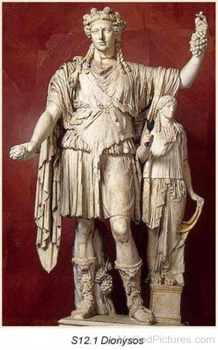 Frame Image Of Dionysus-wd307