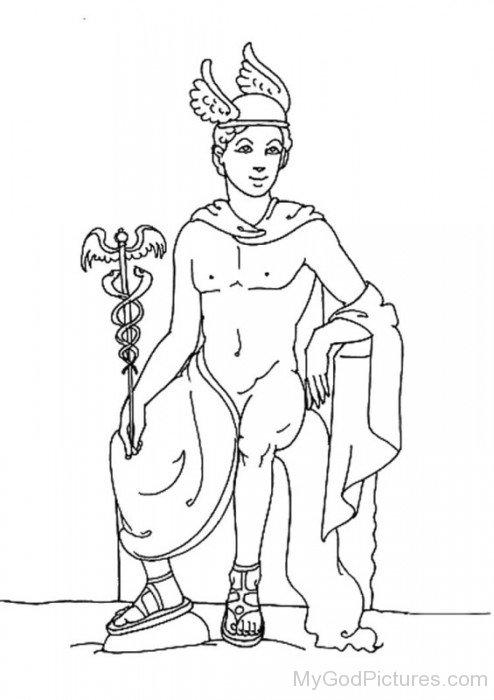 God Hermes Image-yb604