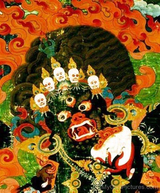 God Of Death Yama-bf202